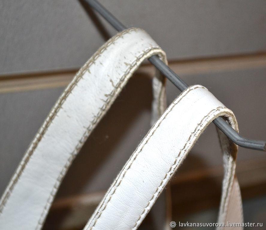 0dcf1433ba30 Елена Винтажные сумки и кошельки. Заказать Винтаж: Сумка женская TOSCA BLU  Италия ткань кожа.
