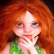 Куклы и игрушки ручной работы. Ярмарка Мастеров - ручная работа Проказница. Handmade.