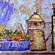 """Картины цветов ручной работы. """"Натюрморт с Лавандой"""" картина маслом Прованс. ЯРКИЕ КАРТИНЫ Наталии Ширяевой. Ярмарка Мастеров."""
