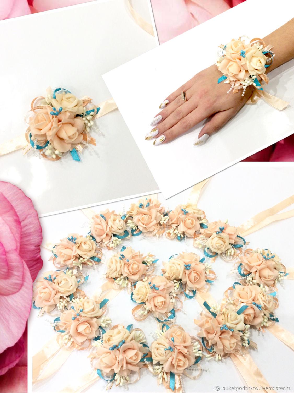 Браслеты для подружек невесты: оригинальное украшение на руку 68
