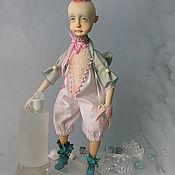 Куклы и игрушки ручной работы. Ярмарка Мастеров - ручная работа Инси, любит всё необычное, чуть-чуть капризная.... Handmade.