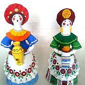 Куклы и игрушки ручной работы. Ярмарка Мастеров - ручная работа Барыня-сударыня. Handmade.