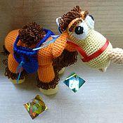 Куклы и игрушки ручной работы. Ярмарка Мастеров - ручная работа Верблюд. Handmade.