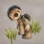 Плюшевый рай.  Мех для мишек Тедди! - Ярмарка Мастеров - ручная работа, handmade