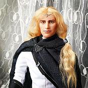 Куклы и игрушки handmade. Livemaster - original item Elf warrior Finrod of Felagund (Finrod Felagund). Handmade.
