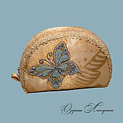 Сумки и аксессуары handmade. Livemaster - original item Cosmetic bag