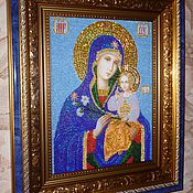 Картины и панно handmade. Livemaster - original item The icon of Theotokos