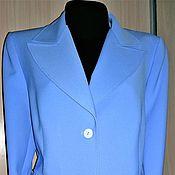 Одежда handmade. Livemaster - original item a suit wth skirt SCARLETT. Handmade.