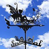 Дача и сад handmade. Livemaster - original item A weathervane on the roof