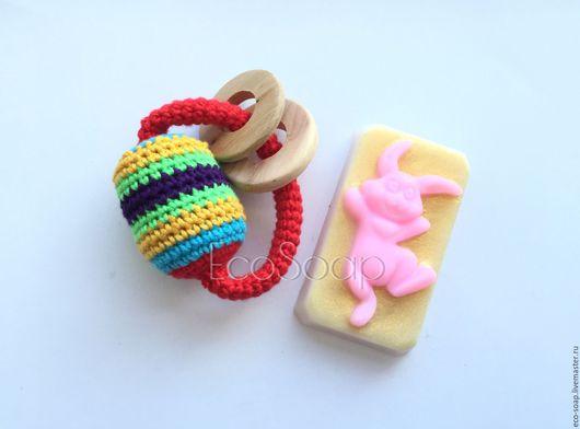 `Мой зайка` Набор для малышей и их родителей. Handmade.
