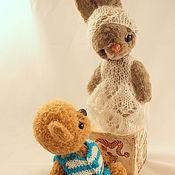 """Куклы и игрушки ручной работы. Ярмарка Мастеров - ручная работа """"Ты у меня одна"""". Handmade."""