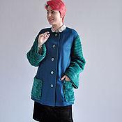 Одежда handmade. Livemaster - original item Winter coat suit fur. Handmade.