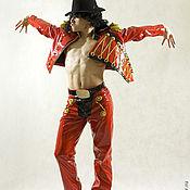 Одежда ручной работы. Ярмарка Мастеров - ручная работа Майкл Джексон. Handmade.