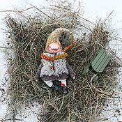 Куклы и игрушки ручной работы. Ярмарка Мастеров - ручная работа Гном Желток. Handmade.