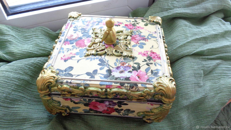 Ох! Полна полна коробочка, Народные сувениры, Москва,  Фото №1