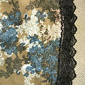 Одежда ручной работы. Ярмарка Мастеров - ручная работа Юбка Разноцветье 46размер. Handmade.