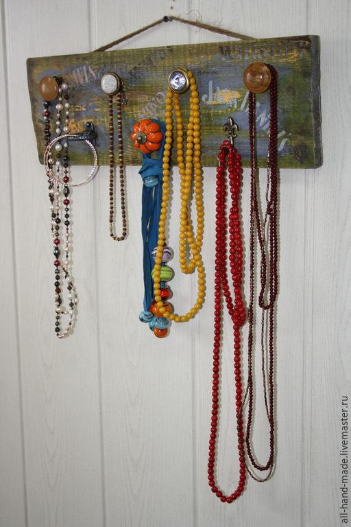 Бусельница для хранения украшений, ключей в подарок себе или знакомым)