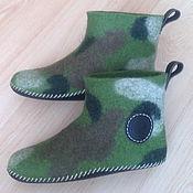 Обувь ручной работы handmade. Livemaster - original item boots mens short. Handmade.