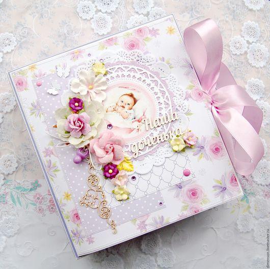 """Подарки для новорожденных, ручной работы. Ярмарка Мастеров - ручная работа. Купить Мамины сокровища для девочки """"Фиолет"""" № 77. Handmade."""
