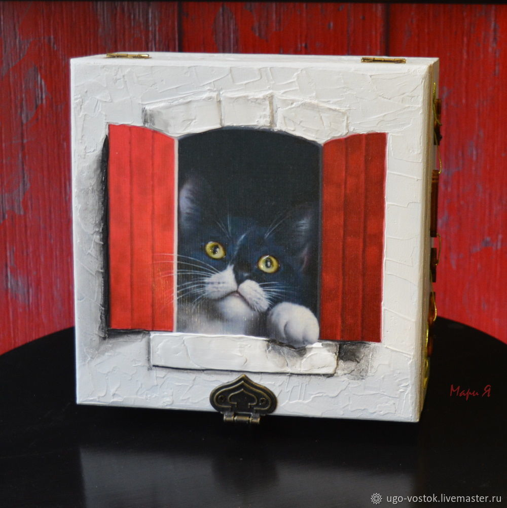 Cat and Mouse Box, a large box, Box, Moscow,  Фото №1