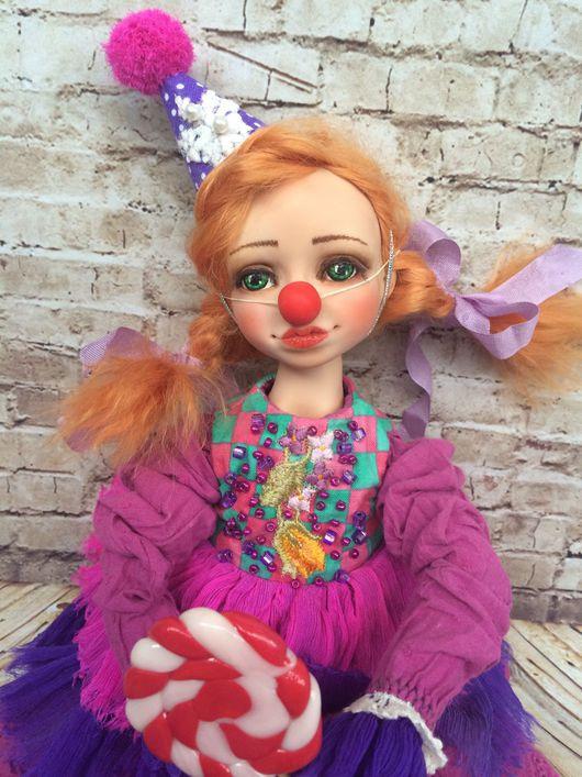Коллекционные куклы ручной работы. Ярмарка Мастеров - ручная работа. Купить Авторская кукла ручной работы. Handmade. Handmade, что подарить