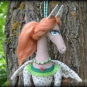 Куклы и игрушки ручной работы. Ярмарка Мастеров - ручная работа Лошадка Розалина. Handmade.