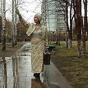 """Одежда ручной работы. Ярмарка Мастеров - ручная работа """"Странница под дождём"""". Handmade."""