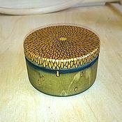 Для дома и интерьера ручной работы. Ярмарка Мастеров - ручная работа Шкатулка в японском стиле. Handmade.