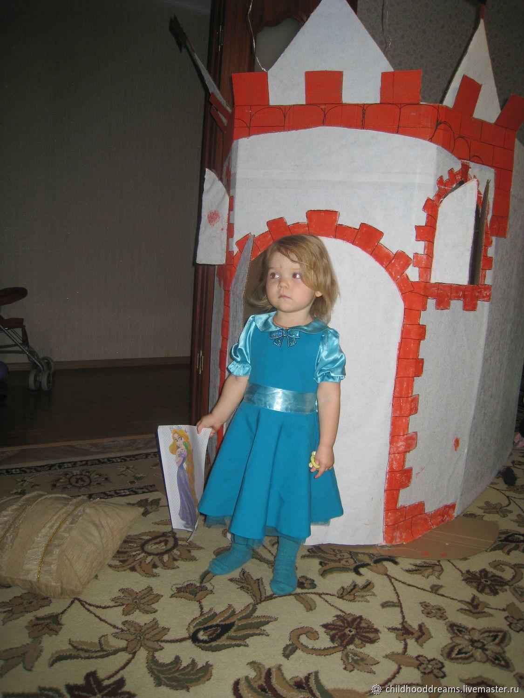 """Детское платье """"Милашка"""""""
