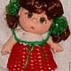 Человечки ручной работы. Ярмарка Мастеров - ручная работа. Купить Вязанные куклы и пупсы. Handmade. Бледно-розовый, акрил