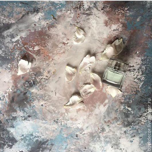 Декор поверхностей ручной работы. Ярмарка Мастеров - ручная работа. Купить Фон Айвазовский. Handmade. Серый, черный, фудфон