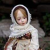Куклы и пупсы ручной работы. Ярмарка Мастеров - ручная работа Поля. Handmade.