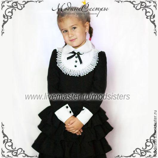 Одежда для девочек, ручной работы. Ярмарка Мастеров - ручная работа. Купить Школьная форма Арт.010. Handmade. Школьная форма