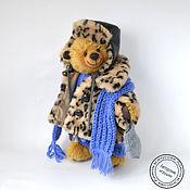 Куклы и игрушки ручной работы. Ярмарка Мастеров - ручная работа мишка Максимка. Handmade.