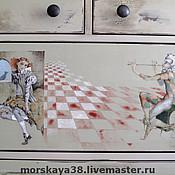 Для дома и интерьера handmade. Livemaster - original item Chest Del Arte. Handmade.