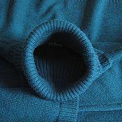 """Одежда ручной работы. Ярмарка Мастеров - ручная работа Гольф """"Изумруд"""". Handmade."""