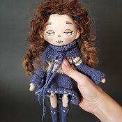 Шарнирная кукла ручной работы. Ярмарка Мастеров - ручная работа Богиня. Handmade.