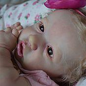 Куклы и игрушки ручной работы. Ярмарка Мастеров - ручная работа Кукла реборн Саския-2. Handmade.