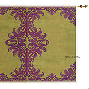 Для дома и интерьера handmade. Livemaster - original item MOROCCO LUXURY CURTAINS. Handmade.