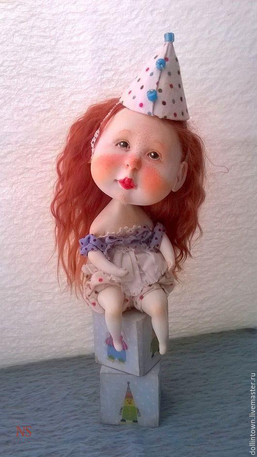 Коллекционные куклы ручной работы. Ярмарка Мастеров - ручная работа. Купить принцесс цирка. Handmade. Рыжий, коллекционная кукла