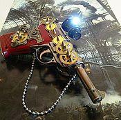 "Субкультуры handmade. Livemaster - original item GUN Steampunk ""VICTORIAN ARMS"". Handmade."