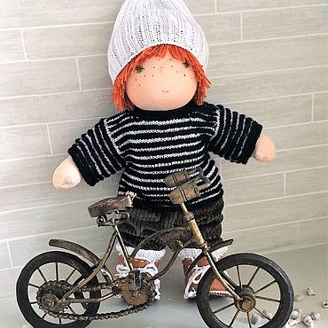 Куклы и игрушки ручной работы. Ярмарка Мастеров - ручная работа Тёмка, Вальдорфская кукла. Handmade.