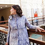 Одежда ручной работы. Ярмарка Мастеров - ручная работа Пальто в стиле Джейн Остин. Handmade.