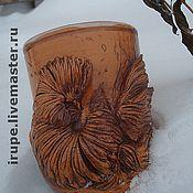 """Посуда ручной работы. Ярмарка Мастеров - ручная работа мини кувшин """"Уточка"""". Handmade."""