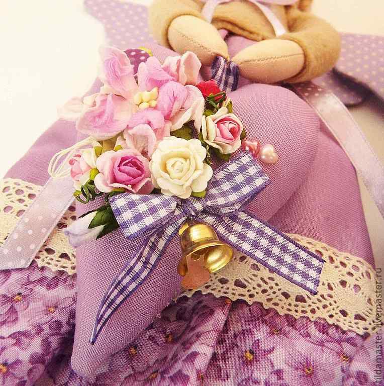 Vivien, the fairy lavender fields IV, Tilda Dolls, St. Petersburg,  Фото №1