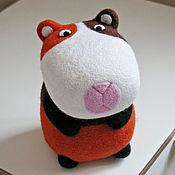 Куклы и игрушки ручной работы. Ярмарка Мастеров - ручная работа Морская свинка Норман (большой, игрушка из шерсти). Handmade.