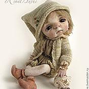 Куклы и игрушки ручной работы. Ярмарка Мастеров - ручная работа Листик. Handmade.