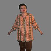 Одежда ручной работы. Ярмарка Мастеров - ручная работа Рубаха на пуговицах. Handmade.