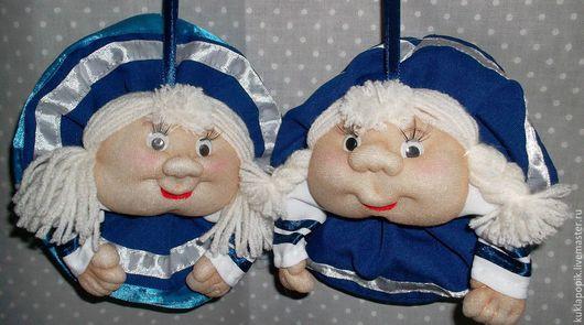 Приколы ручной работы. Ярмарка Мастеров - ручная работа. Купить Кукла-сувенир Мини-попик. Handmade. Кукла в подарок, в автомобиль