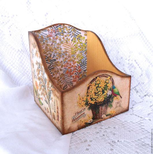 Полки для специй ручной работы. Ярмарка Мастеров - ручная работа. Купить Короб для специй Мимозы. Handmade. Короб для специй, специи